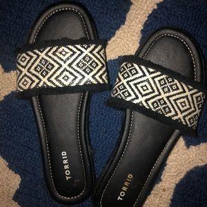 Adorable torrid sandals
